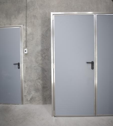 AgriDoor Isoplus (inside door)